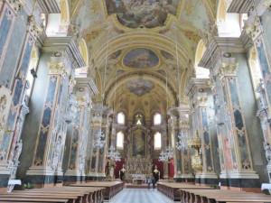 Intérieur du Duomo