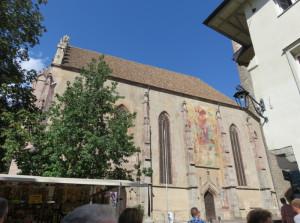 Duomo : st Christophe