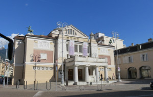 Merano : station thermale