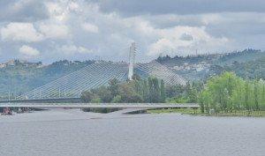 Vue de fleuve Mondego