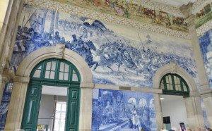 Intérieur gare Sao bento