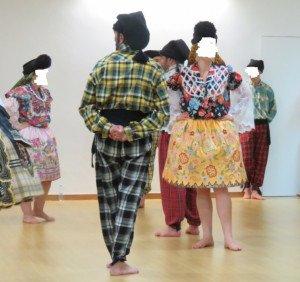 Nazaré costumes traditionnels