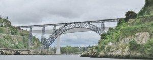 Porto pont Don Luis et pont de l'Infant don Henrique